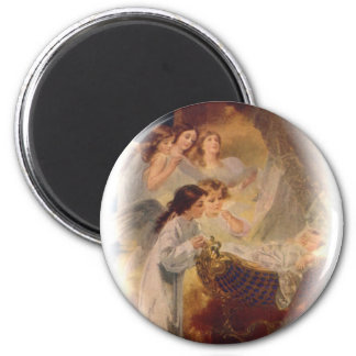 Magnet: Blessing's Bliss 2 Inch Round Magnet