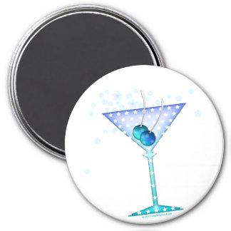 Magnet - BLUE MARTINI