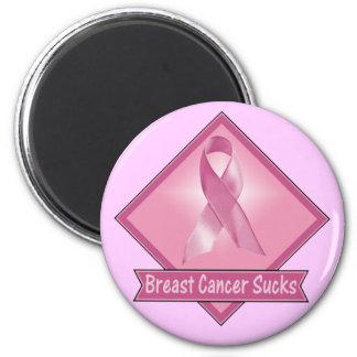 Magnet - Breast Cancer Sucks
