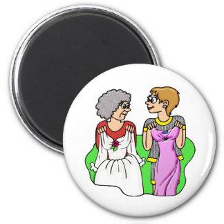 Magnet: Bride's Mother