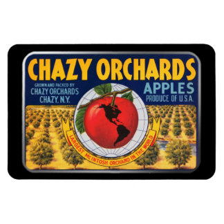 Magnet - Chazy Orchards, by GalleryGifts