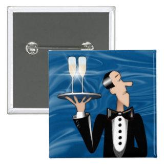 Magnet-Coctail Waiter Button