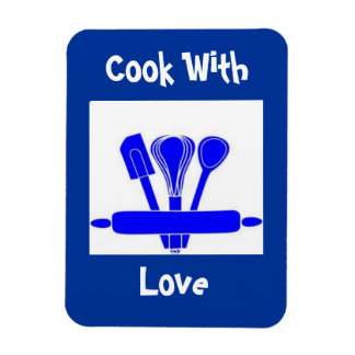 Magnet(cook with love) magnet