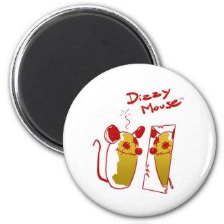 "Magnet Dizzy Mouse - ""Mirror Mouse""."