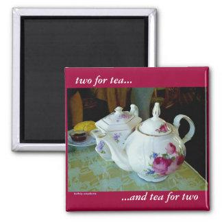 magnet - English teapots