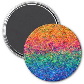 Magnet Fluid Colors