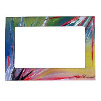 Magnet framework Orginalbild of Eva Borowski Magnetic Picture Frame