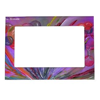 Magnet framework Orginalbild of Eva Borowski Photo Frame Magnet