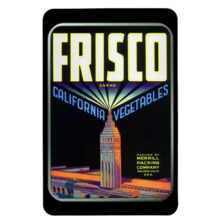 Magnet - Frisco, by GalleryGifts