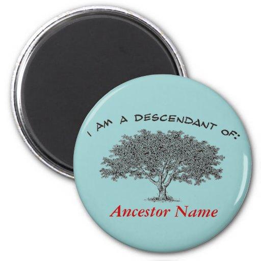 Magnet - Genealogy tree