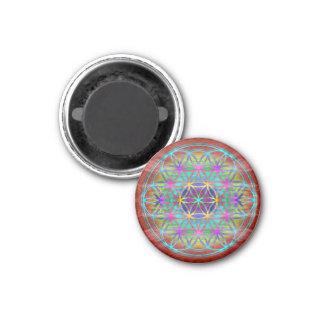 """Magnet ~ Healing~Energy """"Flower OF Life """""""