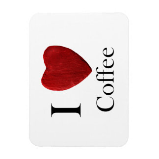Magnet I love Coffee