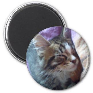 magnet imán redondo 5 cm