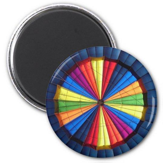 Magnet Inside Hot Air Balloon