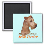"Magnet ""Irish Terrier """