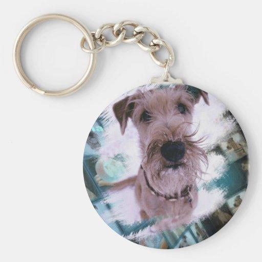 Magnet Irish Terrier Keychains