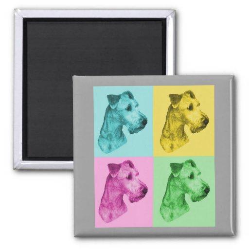 """Magnet Irish Terrier """"pop kind """""""