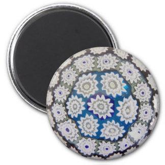 Magnet: Italian Millefiori paperweight Magnet