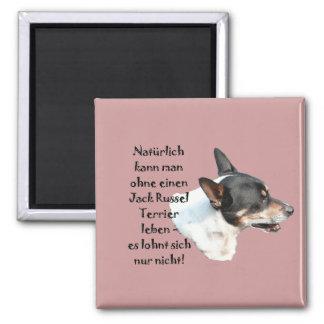 "Magnet ""Jack Russel Terrier """