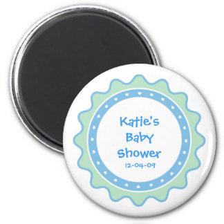 Magnet - Keepsake/Save the Date/Baby shower