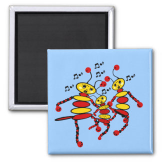 Magnet Kid's Singing And Dancing Bugs