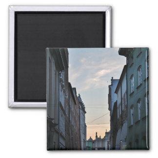 Magnet: Krakow Old Town Magnet