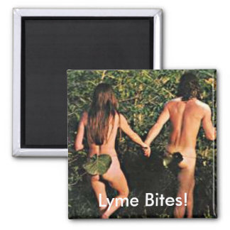Magnet, Lyme Disease Tick Awareness Magnet