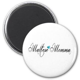 Magnet - Maltese Momma