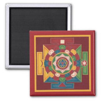 MAGNET Mandala of the 5 Elements