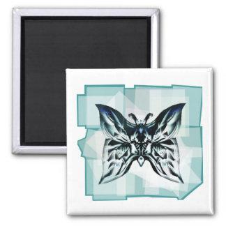 Magnet ``Mariposa Light Blue´´