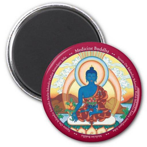 MAGNET Medicine Buddha - with mantra