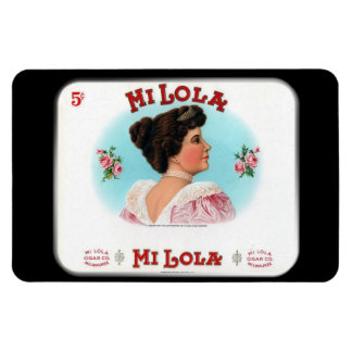 Magnet - Mi Lola, by GalleryGifts