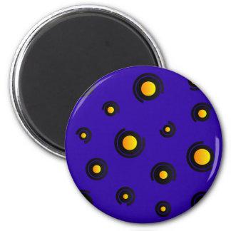 """Magnet - Model """"Sphéris"""" - Blue"""