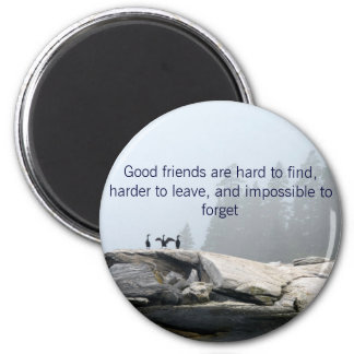 Magnet -motivational Friends