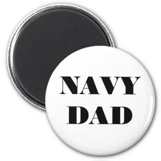 Magnet Navy Dad Refrigerator Magnets