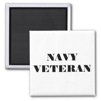 Magnet Navy Veteran Refrigerator Magnets