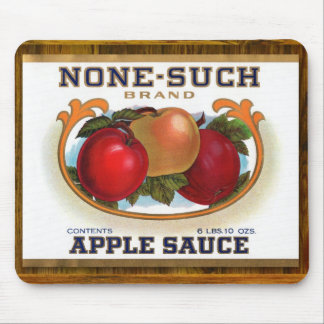 Magnet - None-Such Applesauce Mouse Pad