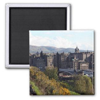 Magnet of North Bridge, Edinburgh