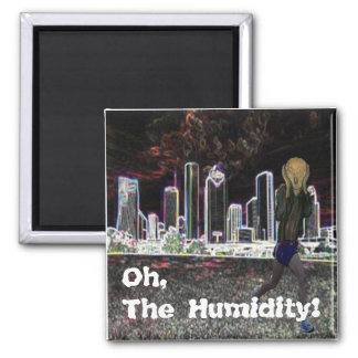 Magnet - Oh, The Humidity
