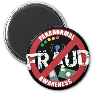Magnet Paranormal Fraud Awareness