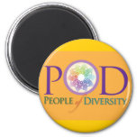 Magnet - People of  Diversity