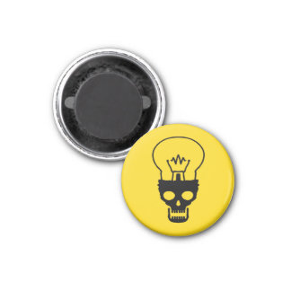 Magnet: Perverse science 1 Inch Round Magnet