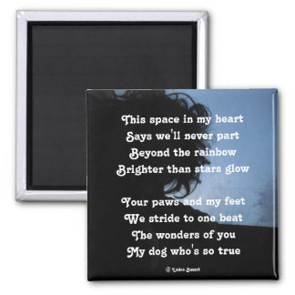Magnet Poem Ode To Dogs By Ladee Basset