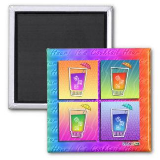 Magnet - Pop Art Cocktails