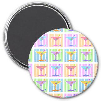 Magnet - Pop Art Martinis 2010