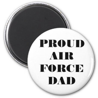 Magnet Proud Air Force Dad Refrigerator Magnet