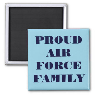 Magnet Proud Air Force Family