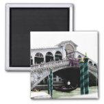 Magnet - Rialto Bridge Color