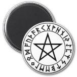 magnet Rune Pentacle