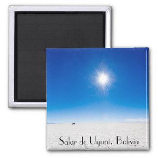 Magnet, Salt flat of Uyuni, Bolivia Magnet